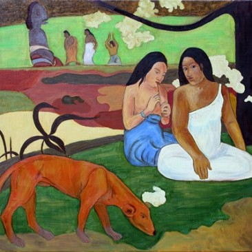 Arearea – Gauguin